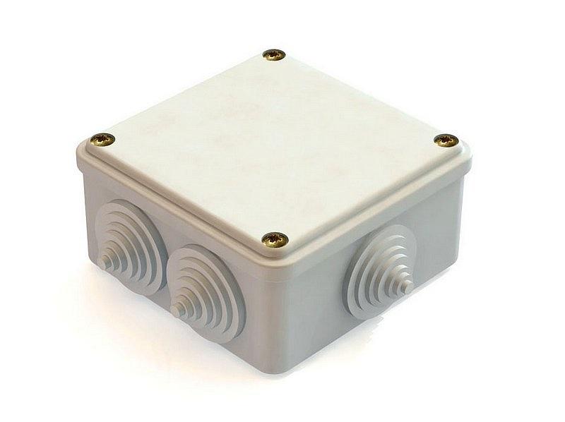 Коробка распаячная Greenel Ge 41231-01