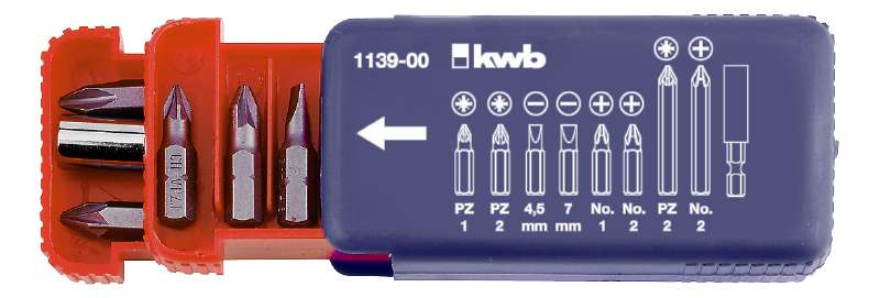 Бита Kwb 1139-00 бита kwb 1018 07