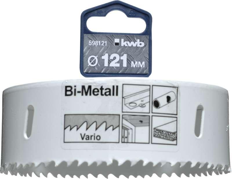 Коронка биметаллическая Kwb 598-121