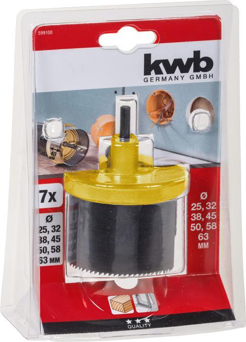 цена на Коронка Kwb 5991-00
