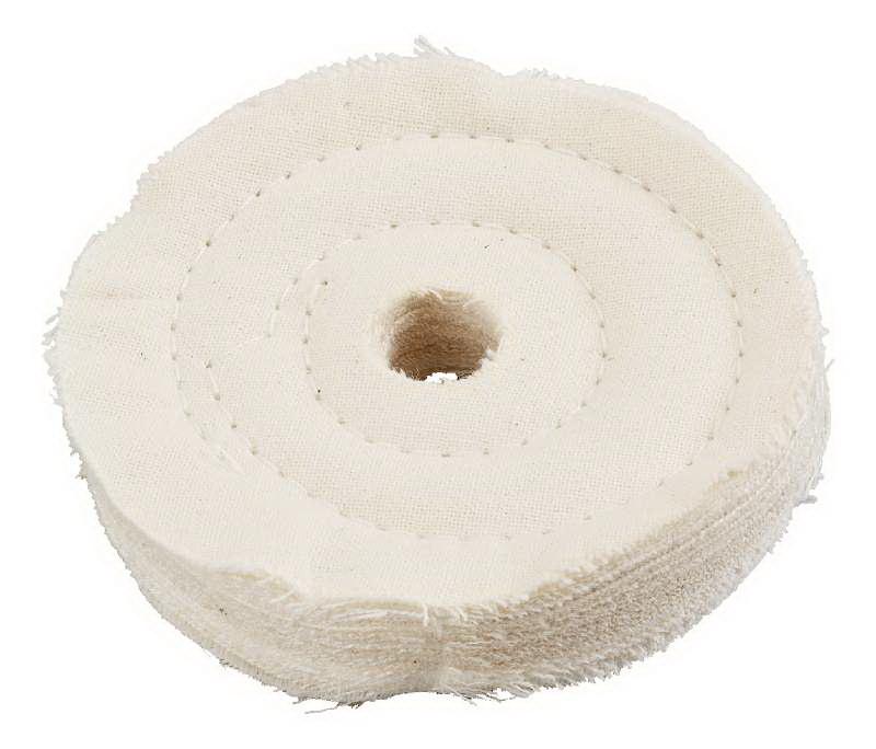 круг полировальный из бязи для полировки студентам