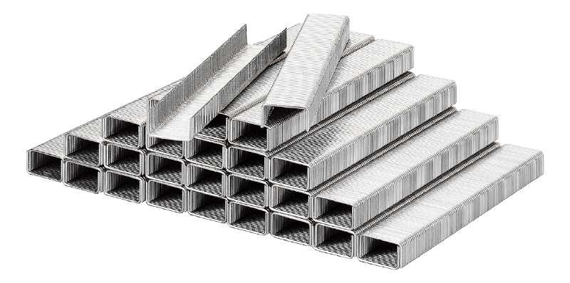 Скобы для степлера Kwb 053-081 степлер matrix 40907 мебельный пластиковый скобы тип 53 68мм