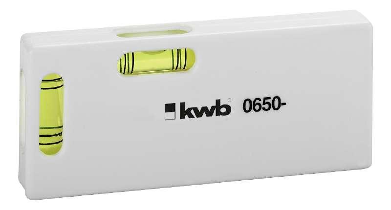 цена на Уровень Kwb 0650-10