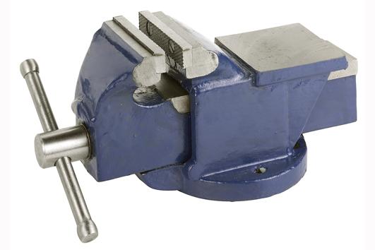 Тиски слесарные Kwb 7761-97 тиски слесарные с наковальней
