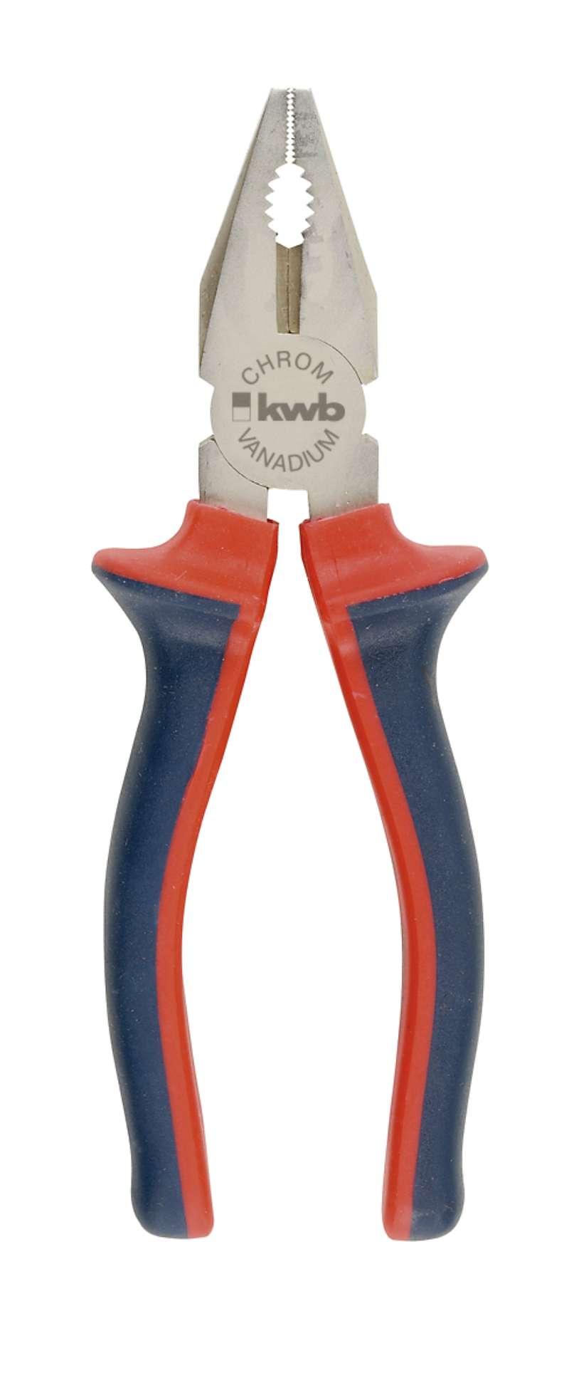 Плоскогубцы Kwb 3862-50