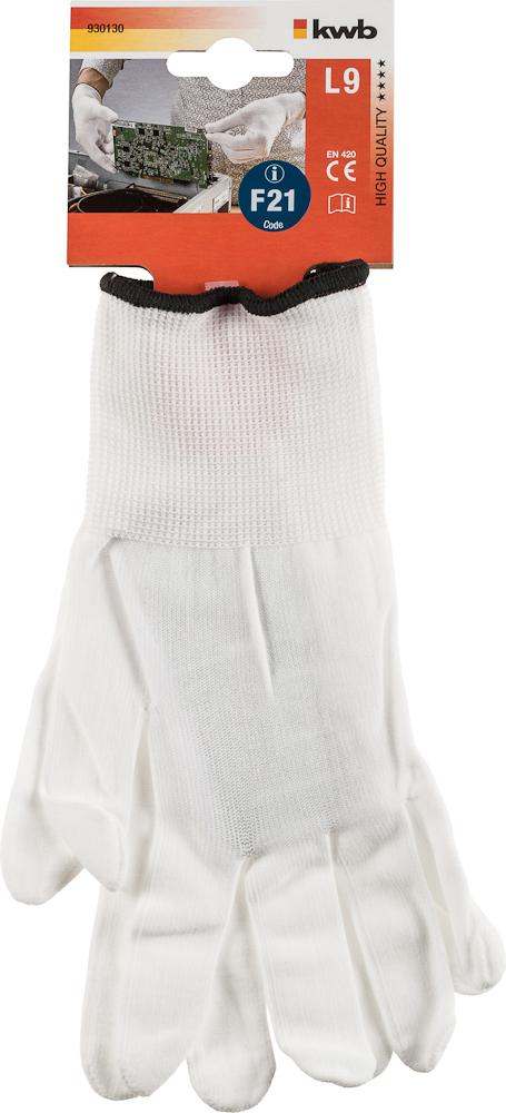 Перчатки трикотажные Kwb 9301-30 стоимость