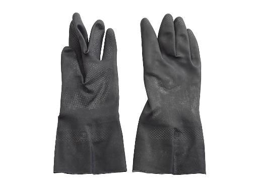 Кислотостойкие неопреновые перчатки KWB 9313-40