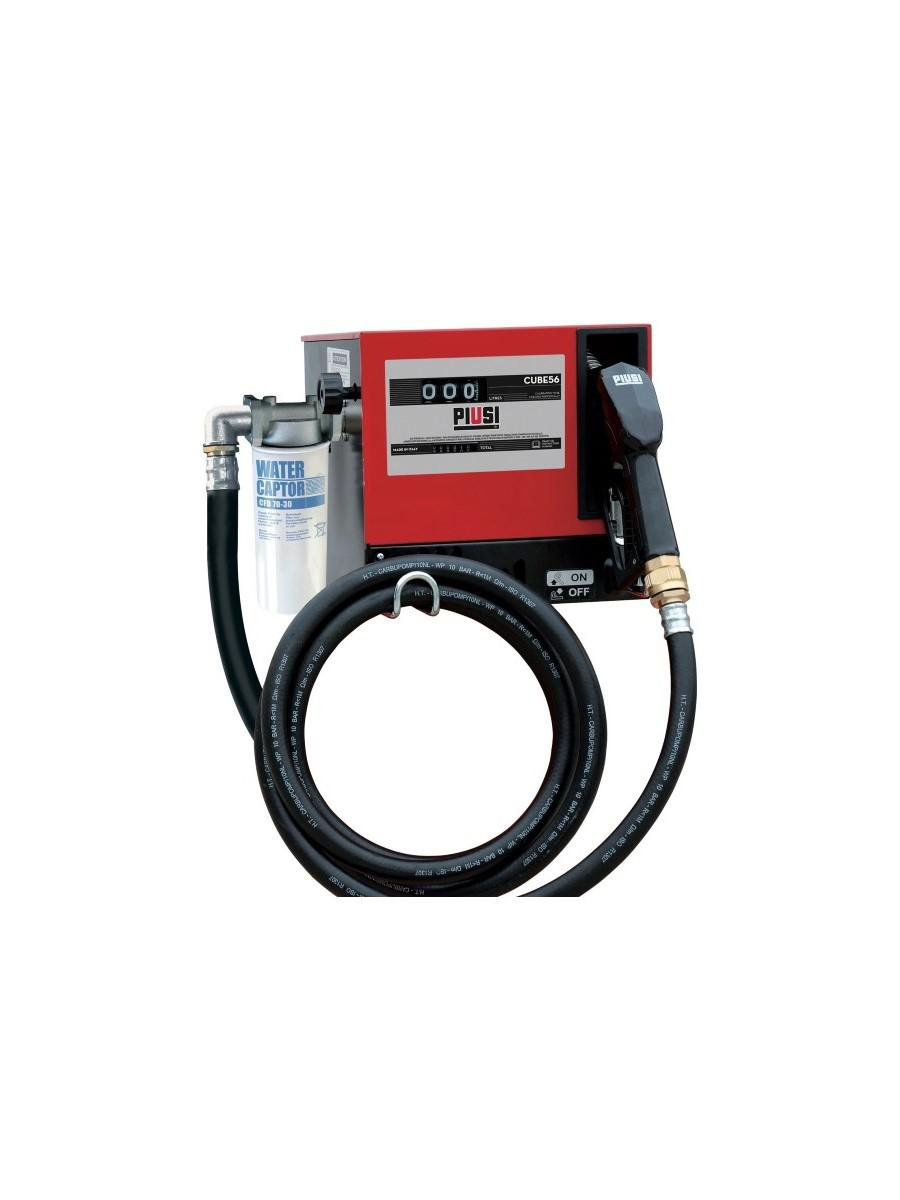 Заправочный модуль Piusi F00591200 расходомер ультразвуковой ufm 530 купить