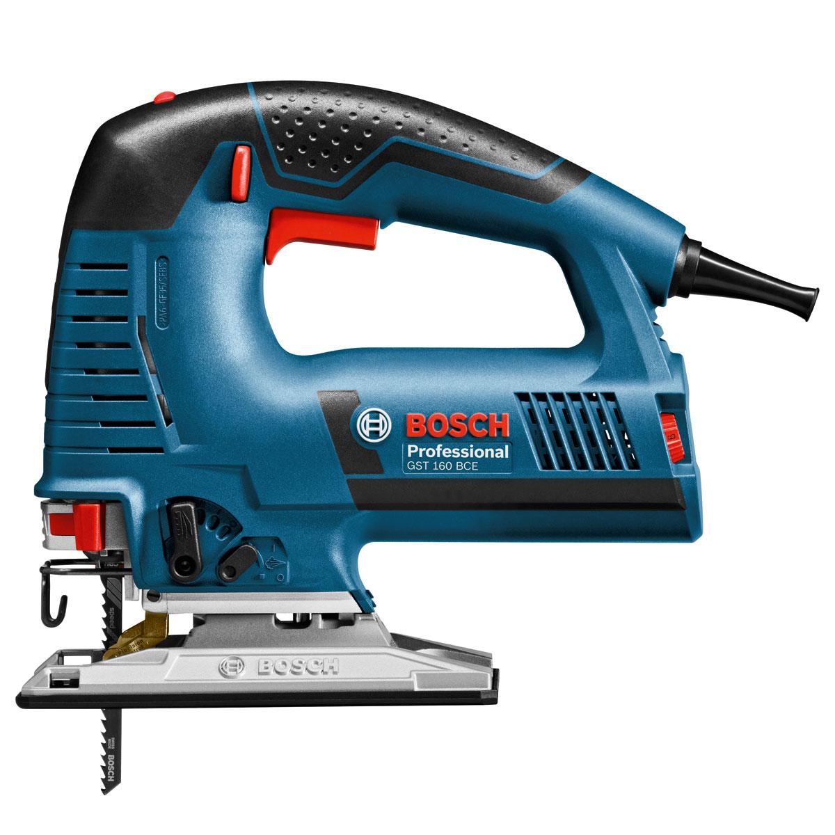 Лобзик Bosch 601518001 gst 160 bce (0.601.518.001) лобзик электрический gst 8000 e 710 вт bosch