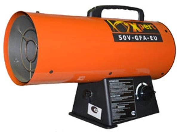 Тепловая пушка Expert 50v-gfa-eu тепловая газовая пушка expert 40 gfa eu
