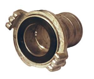 Головка Champion 2'' рукавная, для мотопомп фильтр для мотопомпы champion 3 всасывающий для мотопомп