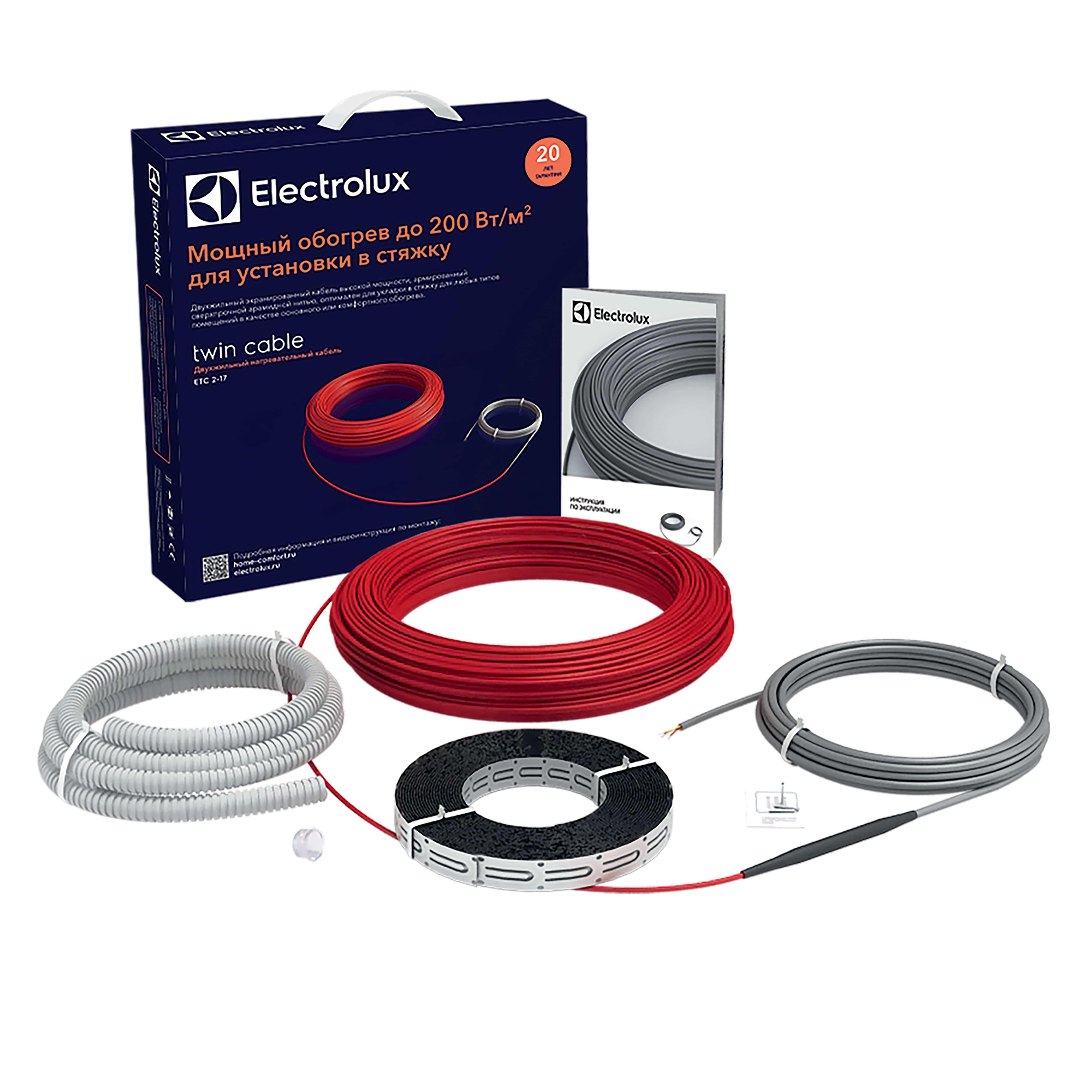 Теплый пол Electrolux Etc 2-17-300 стоимость