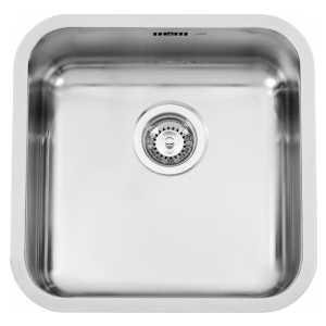 Мойка кухонная Reginox Ib 40x40 u lux цены онлайн