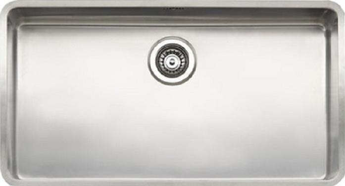 Мойка кухонная Reginox Kansas 80x42 large lux okg (c/box) l коробка для мушек snowbee slit foam compartment waterproof fly box x large