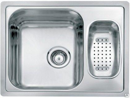 Мойка кухонная Reginox Admiral 60 lux kgokg st.col. (box)