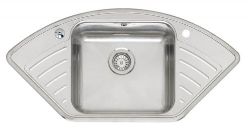Мойка кухонная Reginox Empire r15 lux kgokg right (c/box) /set кухонная мойка teka classic 1b 1d lux