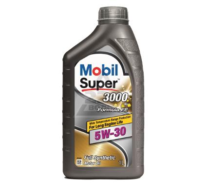 Масло моторное MOBIL SUPER 3000 X1 FORMULA FE 5W-30 (кан1л) (синтетическое)