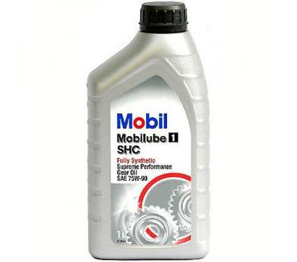 Масло трансмиссионное MOBIL Mobilube 1 SHC 75W-90 (кан1л) (синтетика)