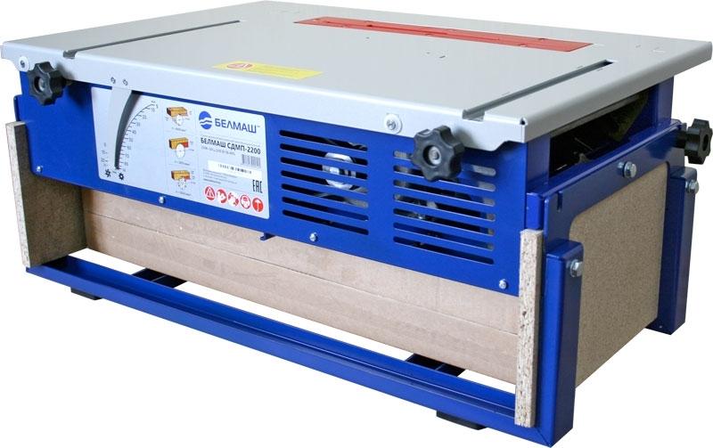 Станок БЕЛМАШ СДМП-2200 станок деревообрабатывающий комбинированный белмаш сдм 2200