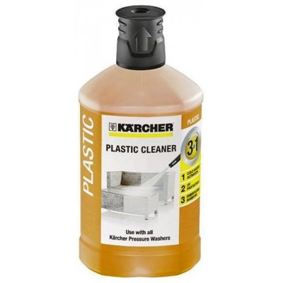 Средство для чистки пластмасс Karcher 6.295-758
