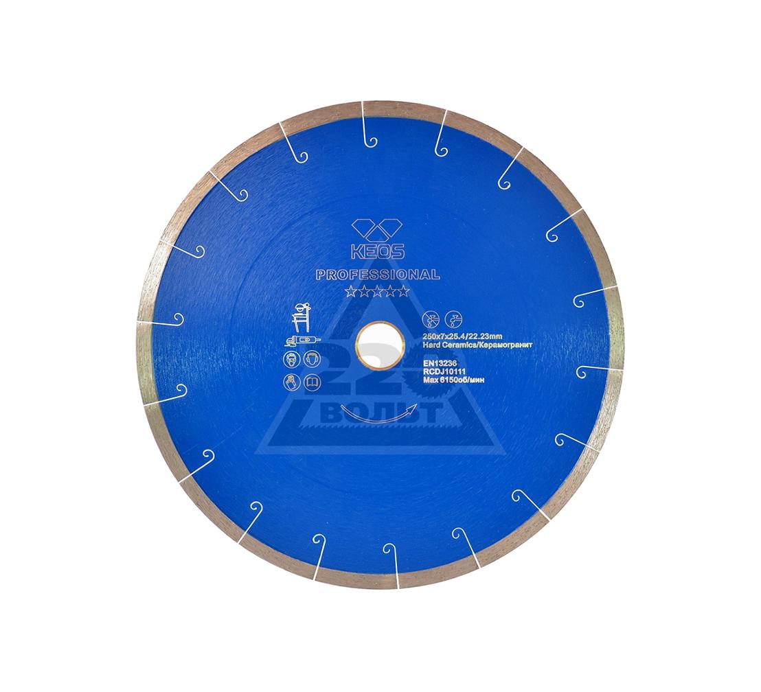 Круг алмазный KEOS DBP01.115