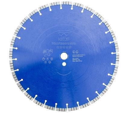 Круг алмазный KEOS (DBP02.400) Ф400х25.4мм по бетону