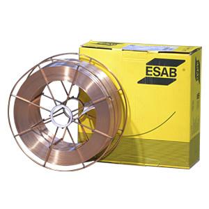 Проволока сварочная Esab Ok autrod 12.51 ф 1,0 мм