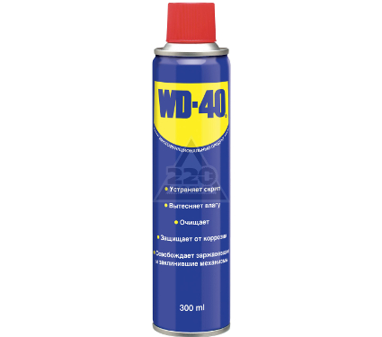 Средство универсальное WD-40 WD-00016 300 ML