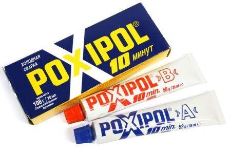 Холодная сварка Poxipol 00268 отсутствует жестяницкие работы проолифка стали травление и лужение металла холодная клепка