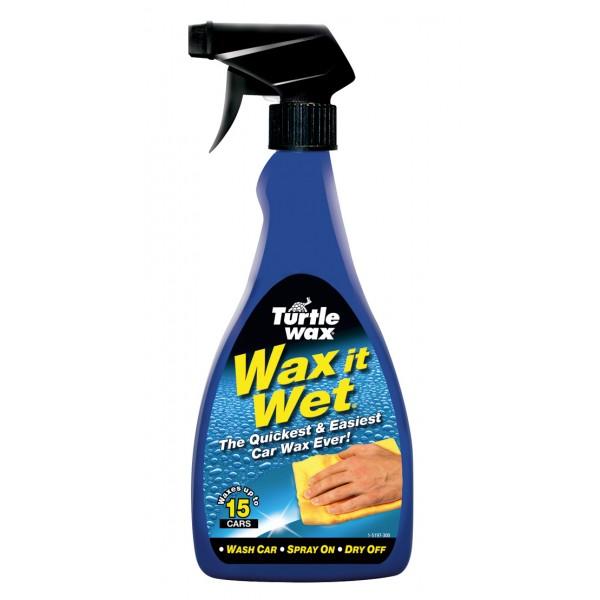 Полироль Turtle wax Fg6513 полироль turtle wax wax it wet 500мл