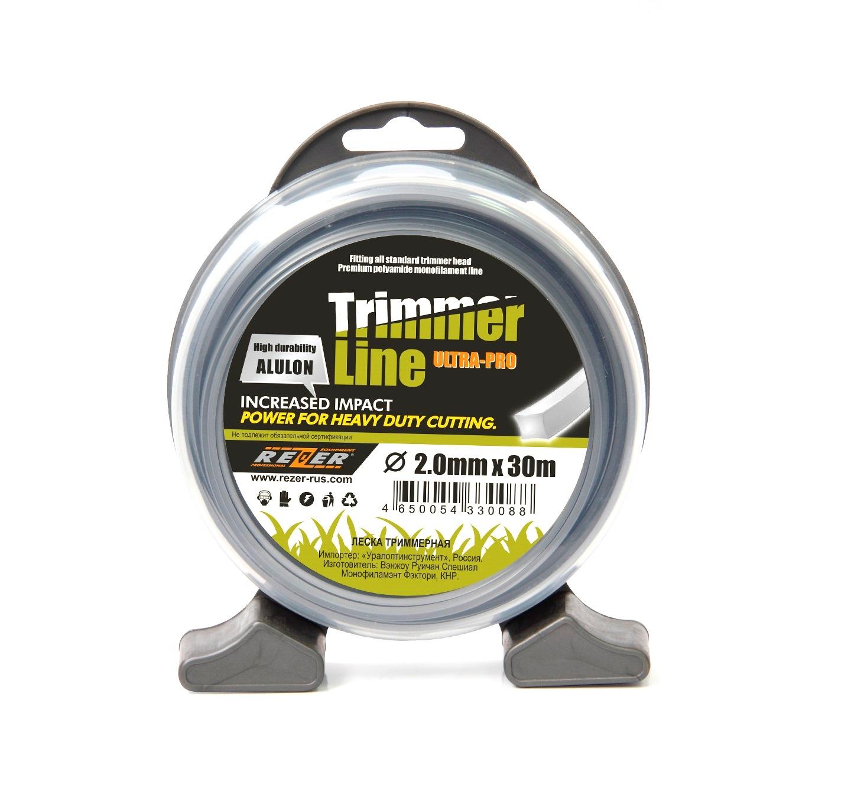 Леска для триммеров Rezer Ultra-pro «alulon»