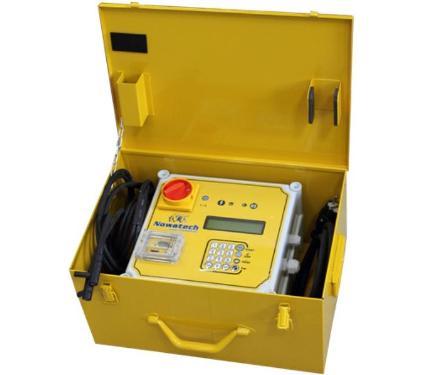 Аппарат для сварки пластиковых труб NOWATECH ZERN-2000 PLUS