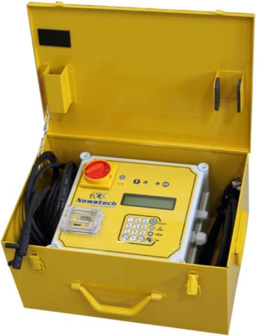 Аппарат для сварки пластиковых труб Nowatech Zeen-2000 plus
