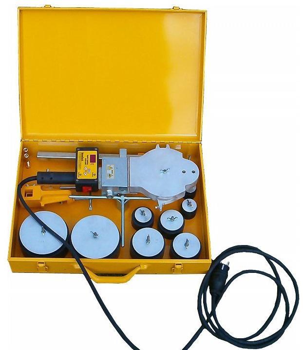 Аппарат для сварки пластиковых труб Nowatech Zpen-110 аппарат для сварки полипропиленовых труб bort brs 2000