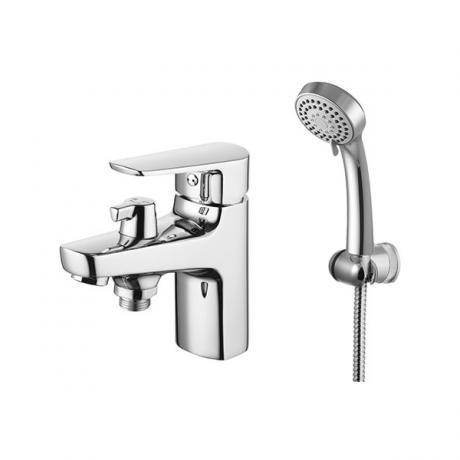 Смеситель для ванны Smartsant Sm103509aa_r смеситель для душа smartsant модерн с аксессуарами sm143504aa