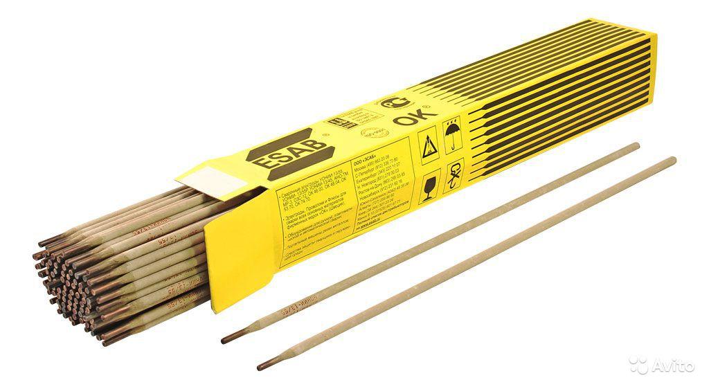 Купить Электроды для сварки Esab ОЗС-12 ф 4, 0мм