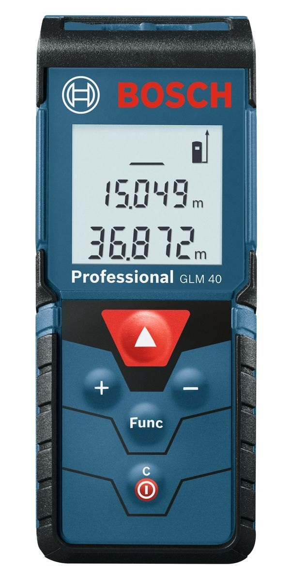 Дальномер Bosch Glm 40 (0.601.072.900) цена в Москве и Питере