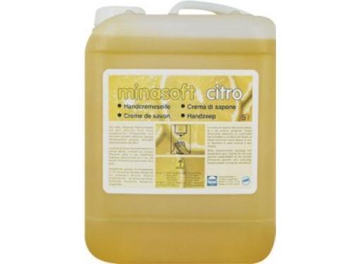 Крем-мыло PRAMOL MINA-SOFT CITRO 300мл