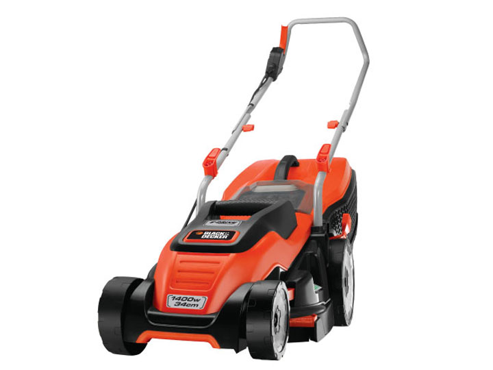 Газонокосилка Black & decker Emax34i-qs