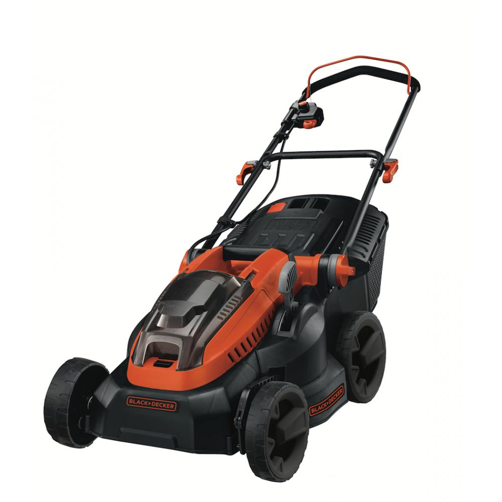 Фото - Аккумуляторная газонокосилка Black & decker Clm3820l2-qw садовая техника
