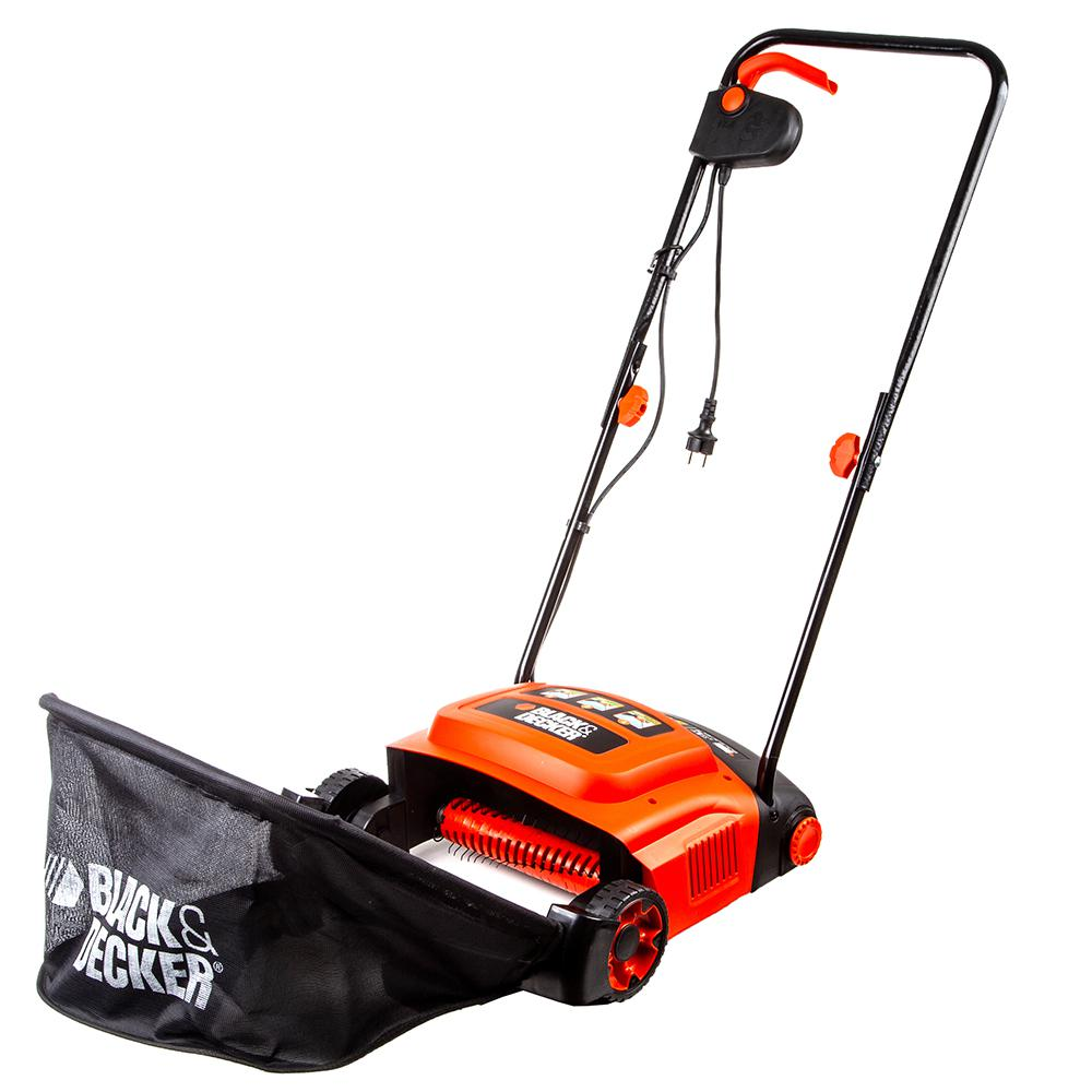 Аэратор Black & decker Gd300-qs