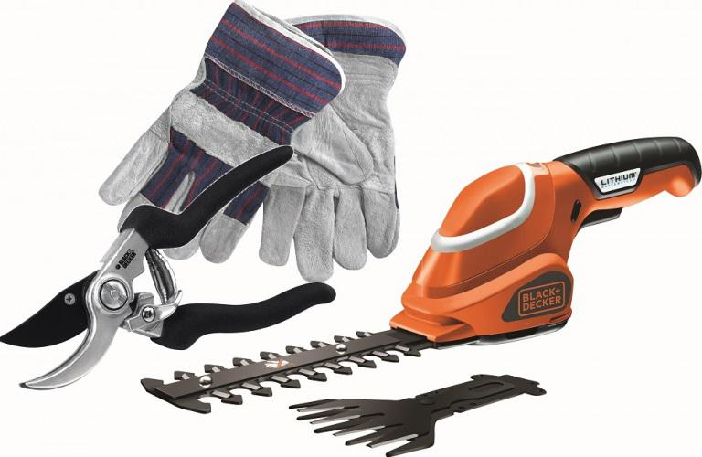 Ножницы Black & decker Gsl700kit-qw