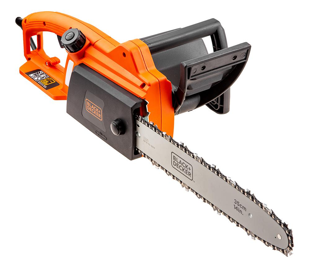 Пила цепная Black & decker Cs1835-qs