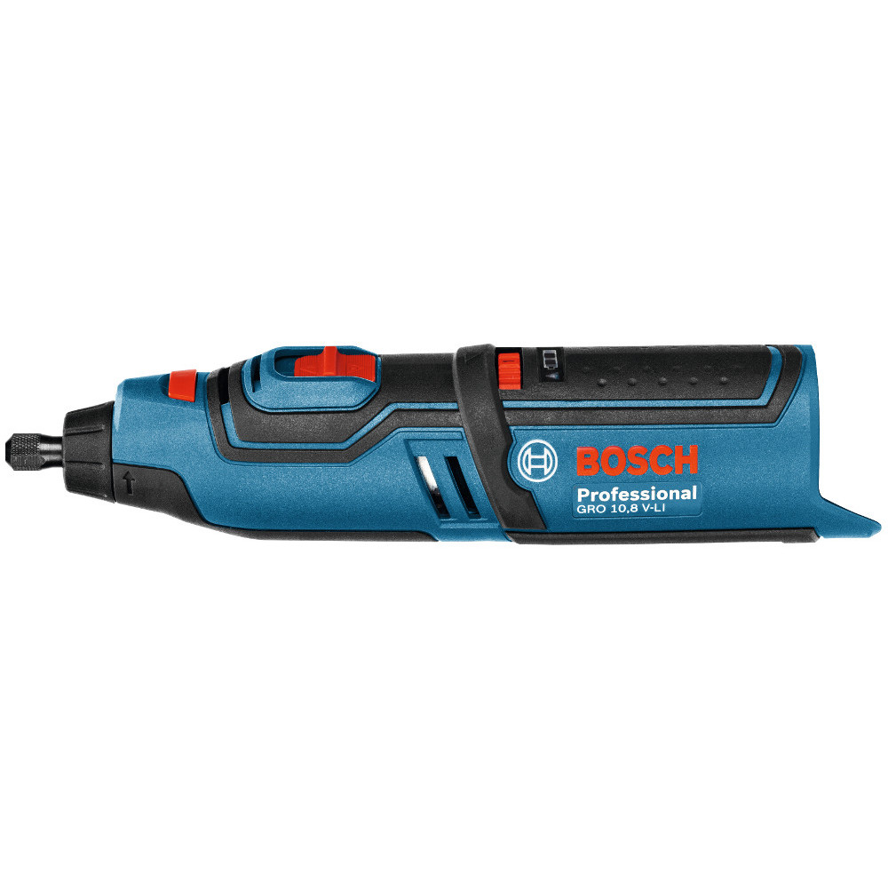 Мини-дрель Bosch Gro 10,8 v-li без акк (0.601.9c5.000) дрель шуруповерт bosch gsr 10 8 2 li сабельная ножовка gsa 10 8 v li фонарь gli power led 0615990g02