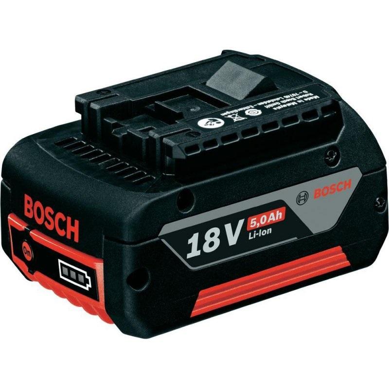 Аккумулятор Bosch 18В 5Ач li-ion (1600a002u5)
