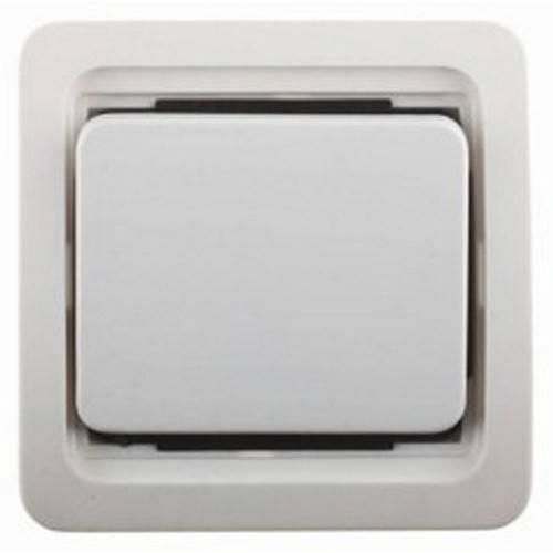 Выключатель СВЕТОЗАР Sv-54130-w двухклавишный выключатель светозар аврора sv 54336 w