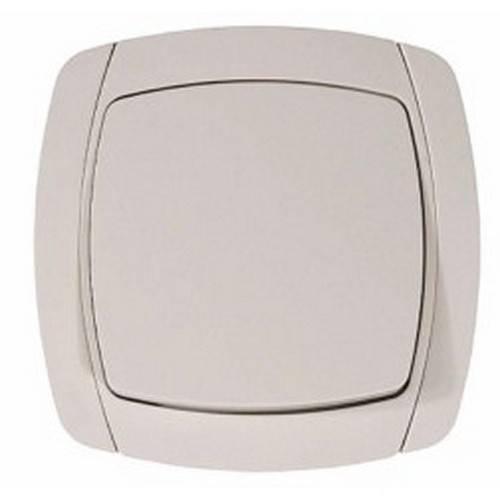 Выключатель СВЕТОЗАР Sv-54230-b выключатель светозар sv 54230 sm