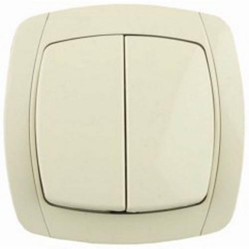 Выключатель СВЕТОЗАР Sv-54234-b выключатель светозар sv 54231 b