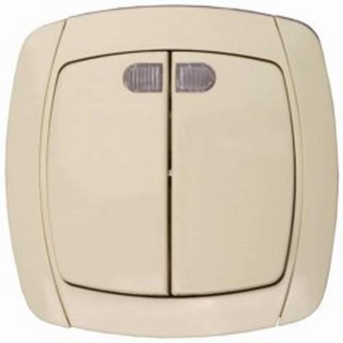 Выключатель СВЕТОЗАР Sv-54235-b выключатель светозар sv 54231 b