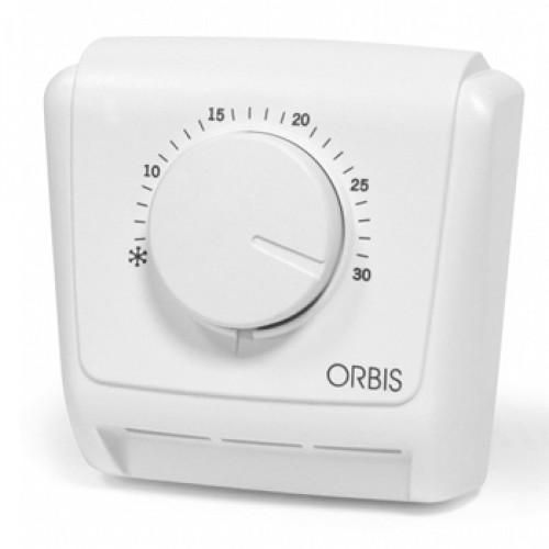 Терморегулятор Orbis Ob320422 белый